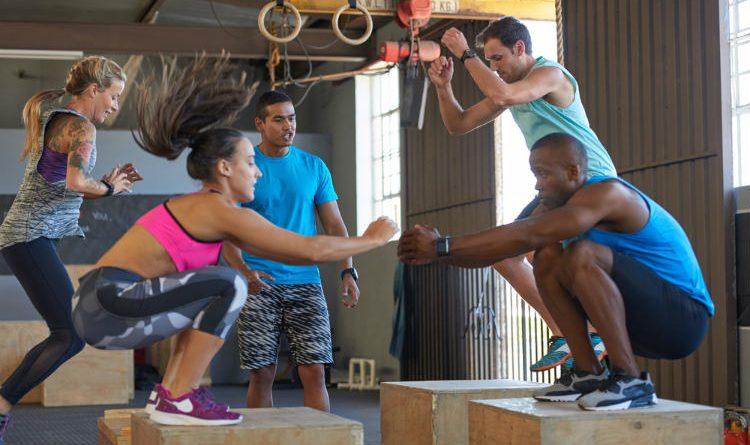 5 ejercicios ideales para tener un cuerpo saludable