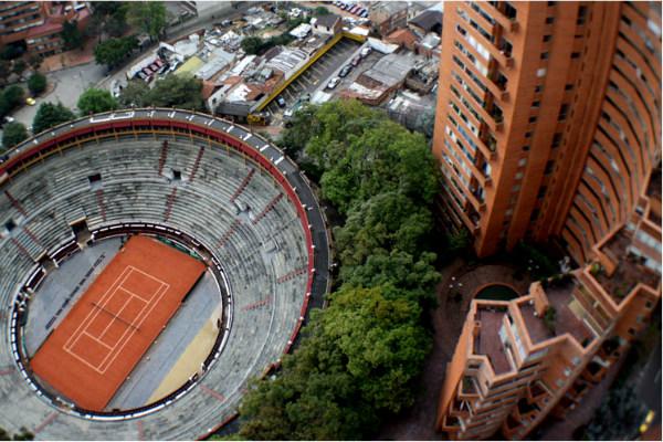 Copa Davis, disfrútala desde la barrera de la plaza de toros 3