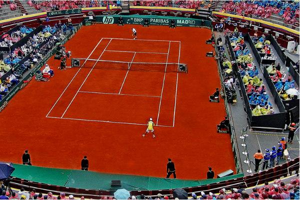 Copa Davis, disfrútala desde la barrera de la plaza de toros 2