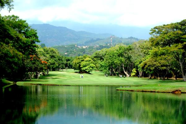 Los mejores campos de golf en Colombia 4