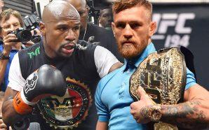 'La pelea del siglo' será en pocos días. ¡Conoce cuánto ganarán Conor McGregor y Floyd Mayweather por ella!