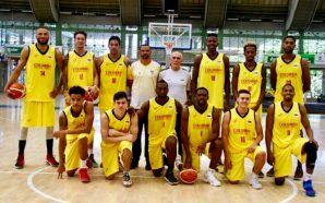 Colombia por primera vez en la eliminatoria del Torneo FIBA AmeriCup 2017