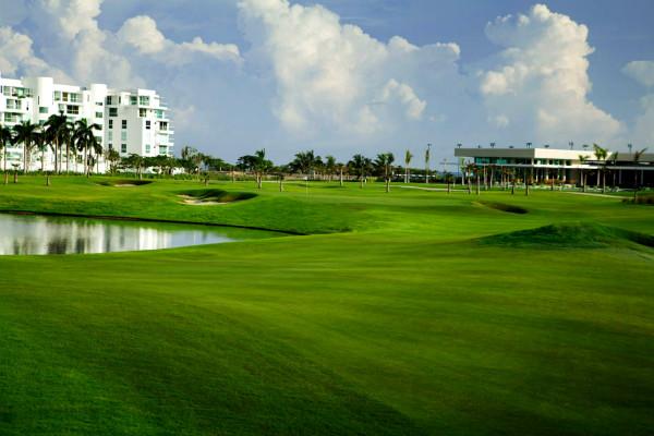 Los mejores campos de golf en Colombia 2
