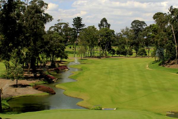 Los mejores campos de golf en Colombia 3