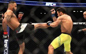¿Qué son las artes marciales mixtas?