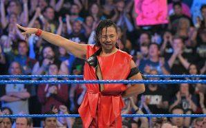 Shinsuke Nakamura, el japonés que está revolucionando la WWE