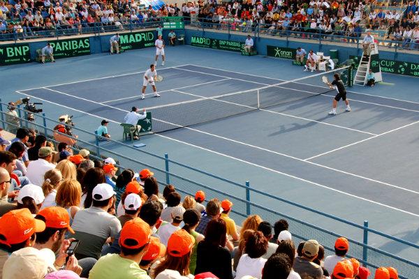 Copa Davis, disfrútala desde la barrera de la plaza de toros 4