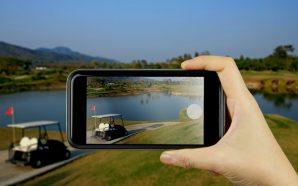 El golf acepta el uso de celulares en los torneos