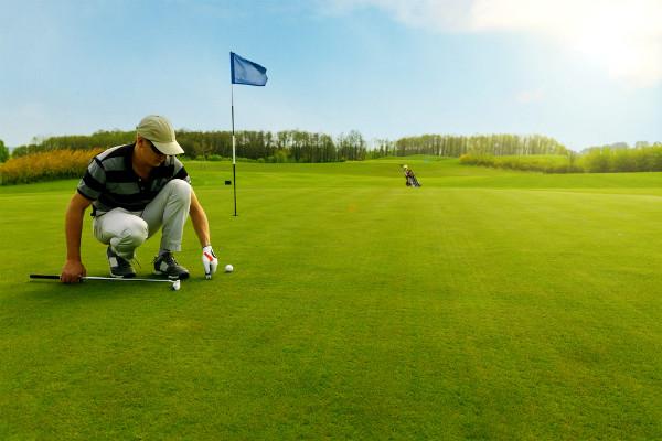 Los mejores campos de golf en Colombia 1