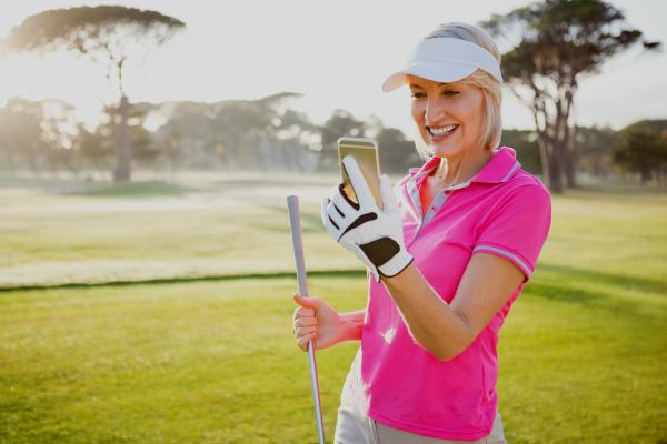 El golf acepta el uso de celulares en los torneos 4