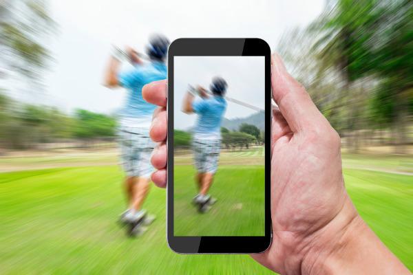El golf acepta el uso de celulares en los torneos 1