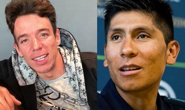 Sabias que Nairo Quintana y 'Rigo' Urán estuvieron muy cerca de no ser ciclistas