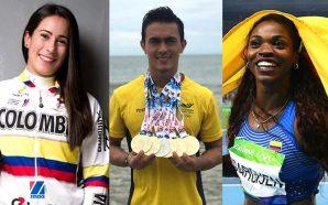 Colombia se baña de oro en los Juegos Bolivarianos