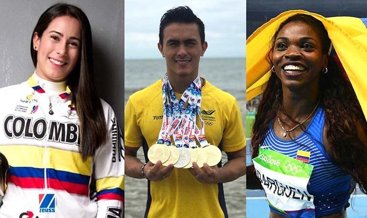 Los Juegos Bolivarianos se engalanan con el talento de los colombianos