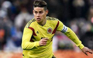 8 veces en que James demostró lo orgulloso que se siente de ser colombiano