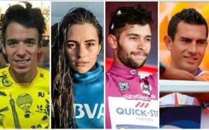 Los 4 colombianos nominados a mejor deportista del año en…