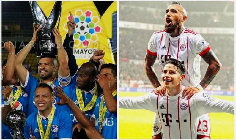 La liga colombiana es mejor que la Bundesliga según la IFFHS