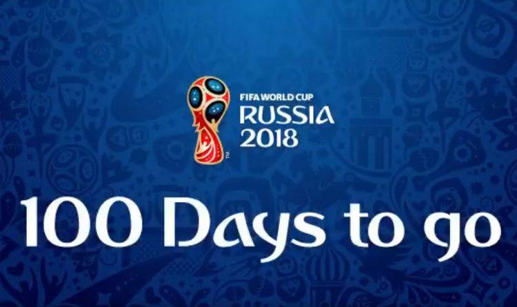 La FIFA nos recuerdan que faltan 100 días para el mundial con este video