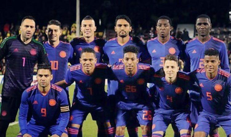 ¿Cuándo es el próximo partido de Colombia?