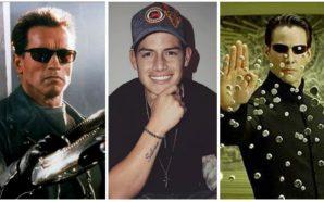 ¿Qué tiene que ver James con Terminator y Neo?