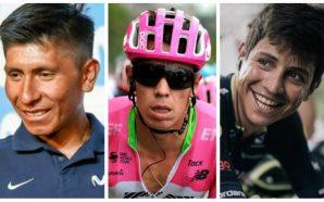 17 colombianos estarán en la Vuelta a Cataluña