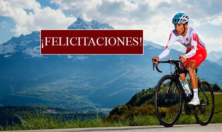 Egan Bernal quedó subcampeón en el Tour de Romandía ¡Orgullo colombiano! 1