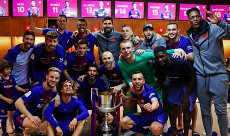 Después de unas gloriosas temporadas defendiendo los colores del equipo catalán este jugador confirmó su salida en una rueda de prensa.