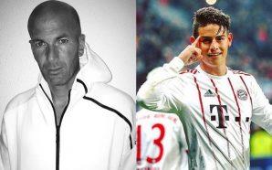 Las contundentes palabras de Zidane ¡Habló sobre James!
