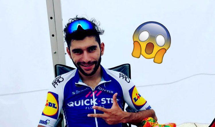 Excelente noticia de Fernando Gaviria previo al Tour de Francia 1