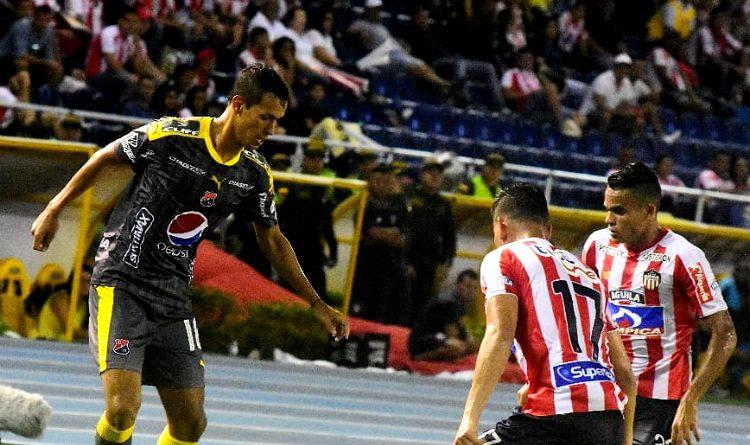En un resultado sorprendente el Medellín venció 0-1 al Junior