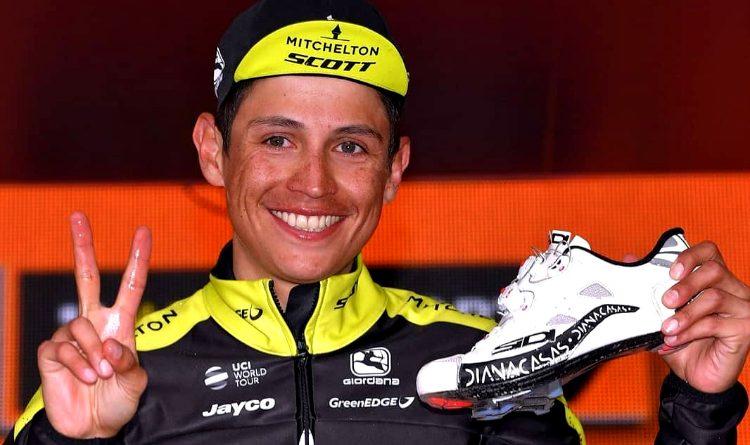 El 'Chavito' se quedó con la sexta etapa del Giro de Italia