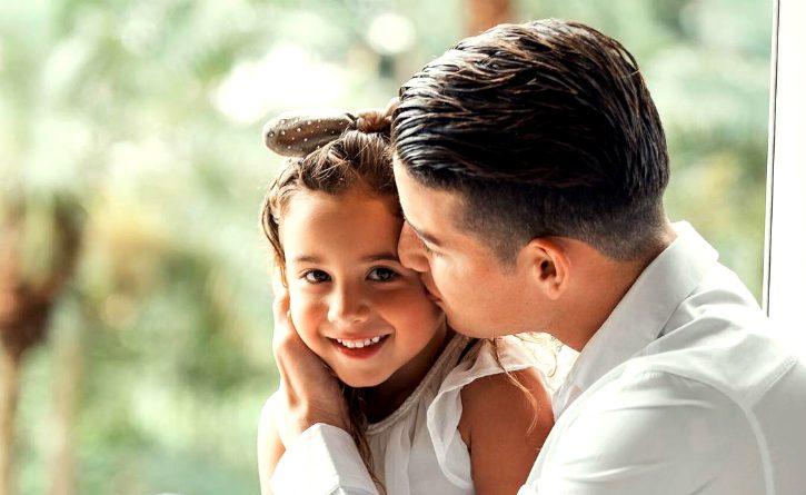 Así han sorprendido a la hija de James Rodríguez en su cumpleaños. ¡Felicidades! 1