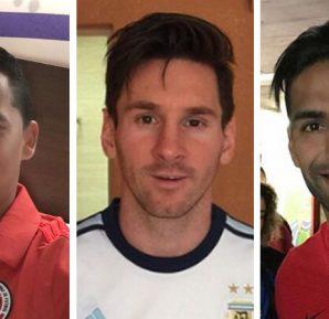 Jugador de la Selección Colombia compite con Messi. ¡No lo creerás!