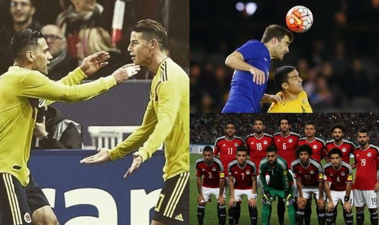 Antes de comenzar el Mundial de Rusia las selecciones jugarán estos partidos amistosos