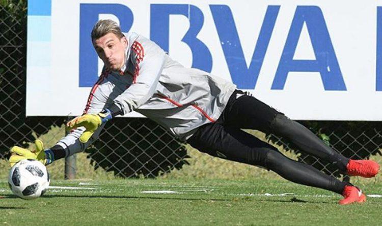 Franco Armani sería titular con Argentina tras la lesión de Sergio Romero
