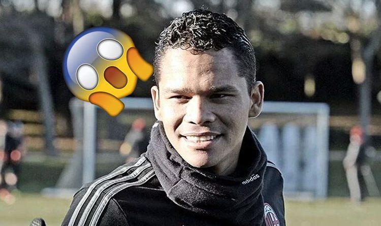 Carlos Bacca regresaría al Milan en la próxima temporada