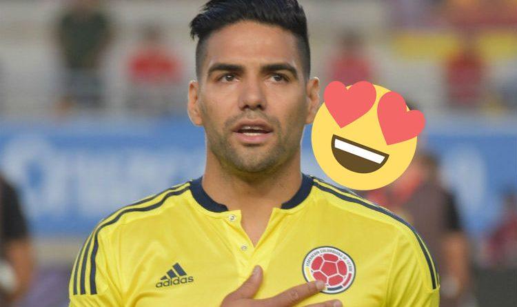 Con este mensaje Falcao dejó claro que dejará todo por Colombia en el Mundial