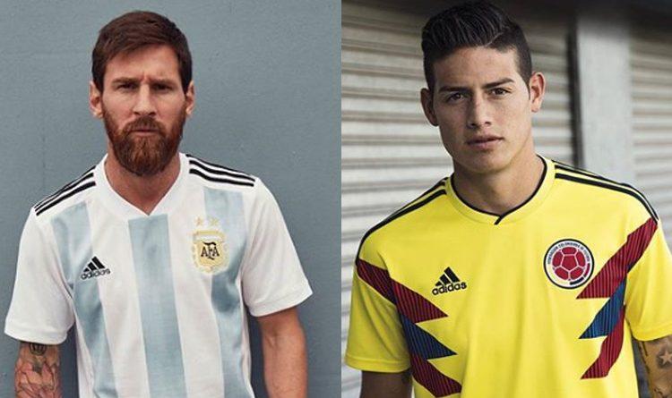El récord de James que hasta Messi quisiera tener. ¡Orgullo colombiano!