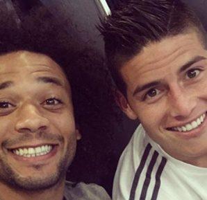 Hijo de Marcelo le sigue los pasos a James Rodríguez. ¡De no creer!