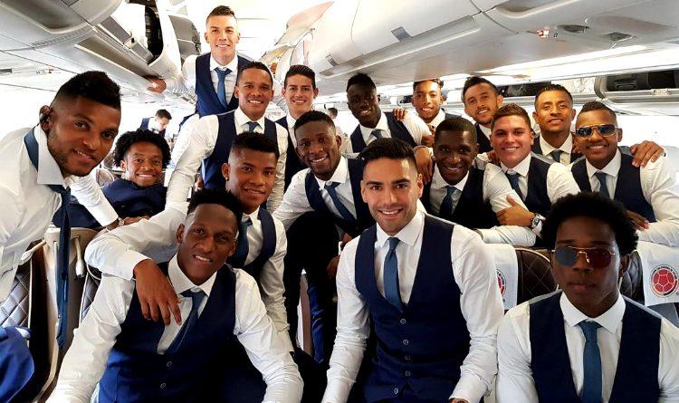 ¡Inicia el sueño mundialista! La Selección Colombia ya está en Rusia