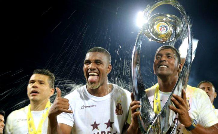 Así celebraron los famosos el triunfo de Deportes Tolima en la Liga Águila 1