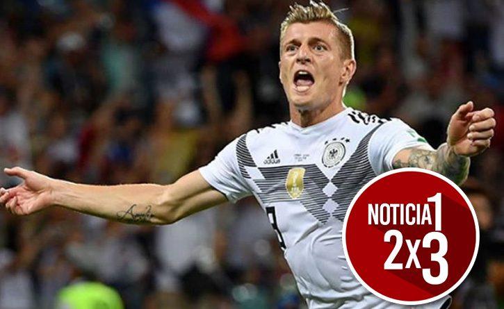 Alemania revivió en la Copa del Mundo: así quedó la décima jornada del Mundial