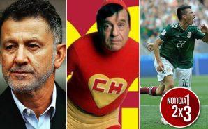 """""""No contaban con mi astucia"""", el México de Osorio le ganó 1-0 a Alemania"""
