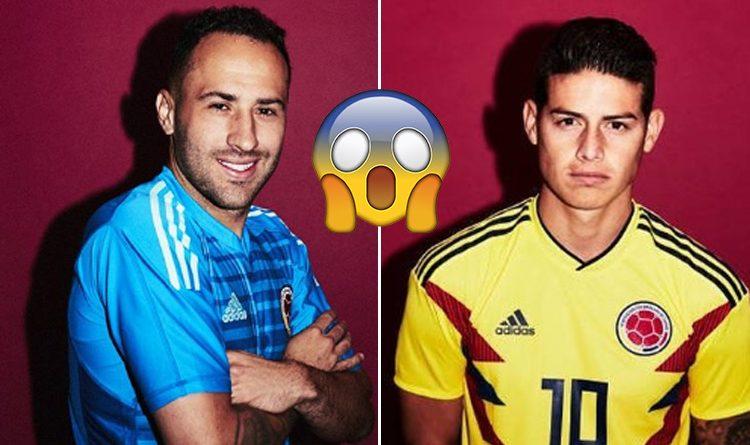 El sueño que tiene James, Cuadrado y Ospina en el Mundial de Rusia