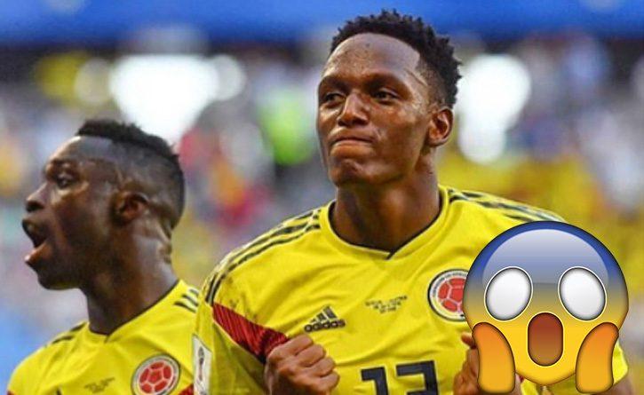 Así reaccionaron los medios españoles tras el gol de Yerry Mina con Colombia