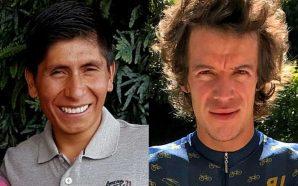 Nairo Quintana responde en rueda de prensa al estilo Rigoberto…
