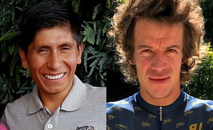 Nairo Quintana responde en rueda de prensa al estilo Rigoberto Urán