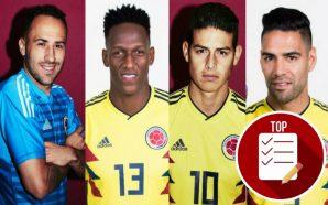 Estos jugadores de la Selección Colombia no podrán jugar en el Mundial de Catar 2022 debido a su edad