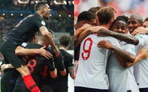 Croacia eliminó a Inglaterra y jugará la final de la…