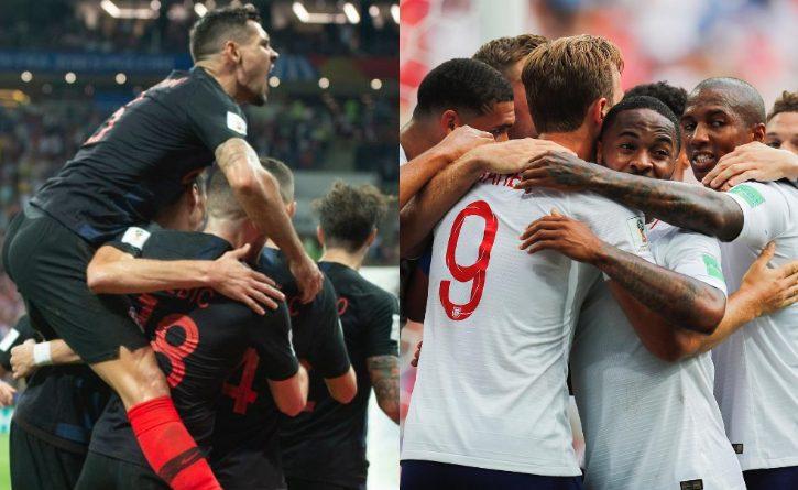 Croacia eliminó a Inglaterra y jugará la final de la Copa Mundo